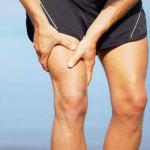 Acido lattico gambe
