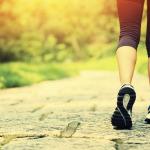 Camminata veloce per la cellulite