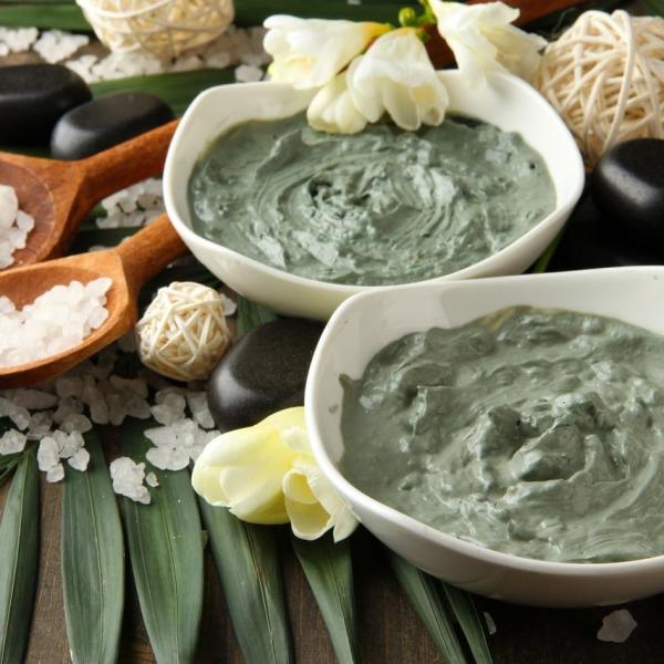 Argilla verde e addio cellulite