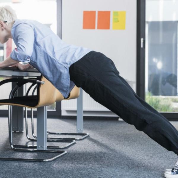 Combattere la cellulite a casa e in ufficio