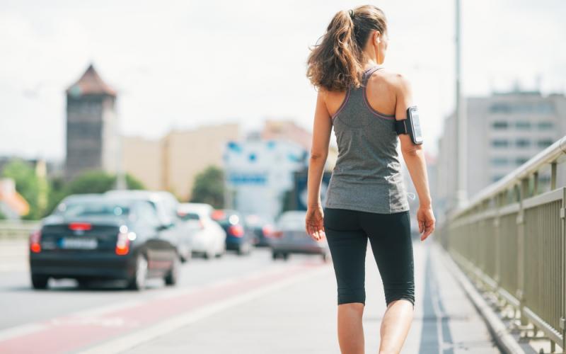 Camminata veloce, calorie bruciate