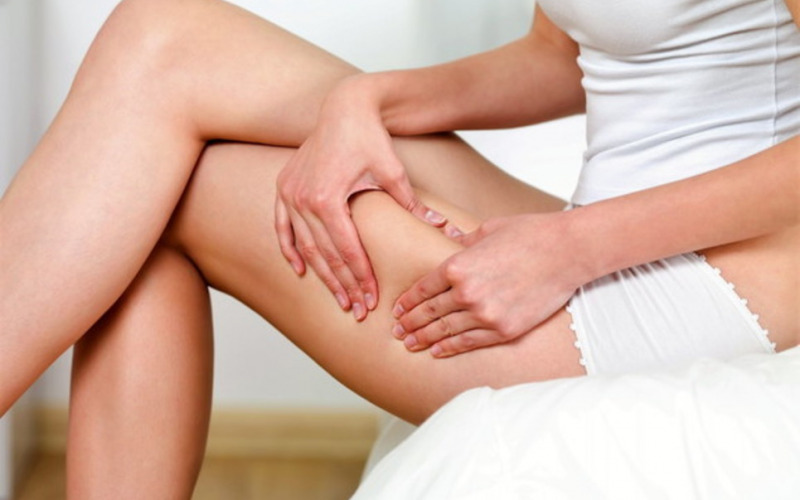 Differenze tra ritenzione idrica e cellulite